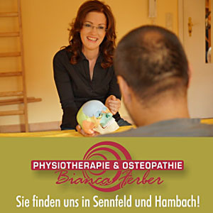 Physiotherapie-Ferber
