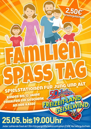 Geiselwind Familientag
